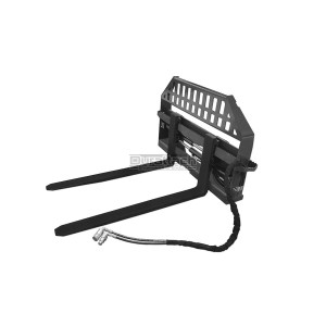 Hydraulic HD Calss II Forks & Frame 5,500 LBS (Model: HHDFF5500)