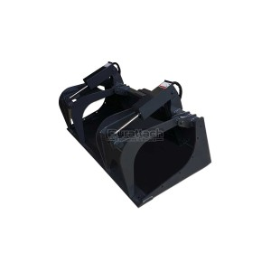 "81"" Cid Heavy Duty Grapple Bucket Model HDGB81"