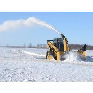 "72"" Wifo UpShot Skid Steer Mount Snow Blower Model WSH72"