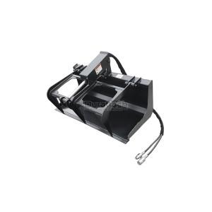 """54"""" CID Mini Skid Steer Grapple Bucket for MT50"""