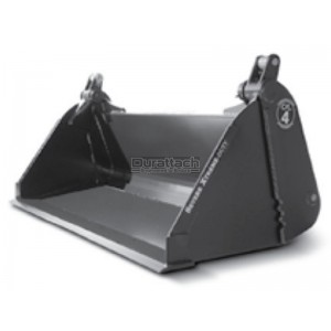 """80"""" Construction Attachments Severe Extreme Duty 4-in-1 Low Profile Bucket Model 1MPSXD80"""