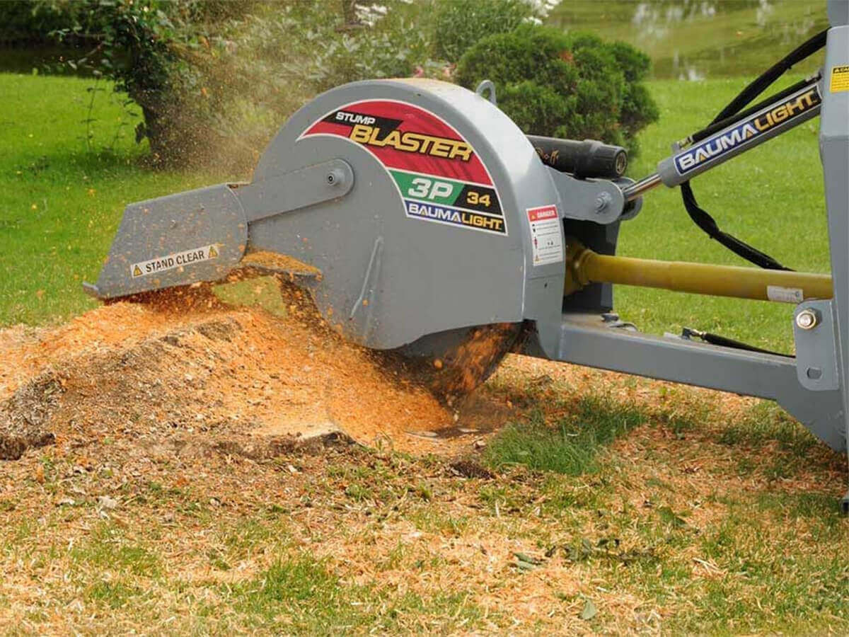 Baumalight Stump Grinder