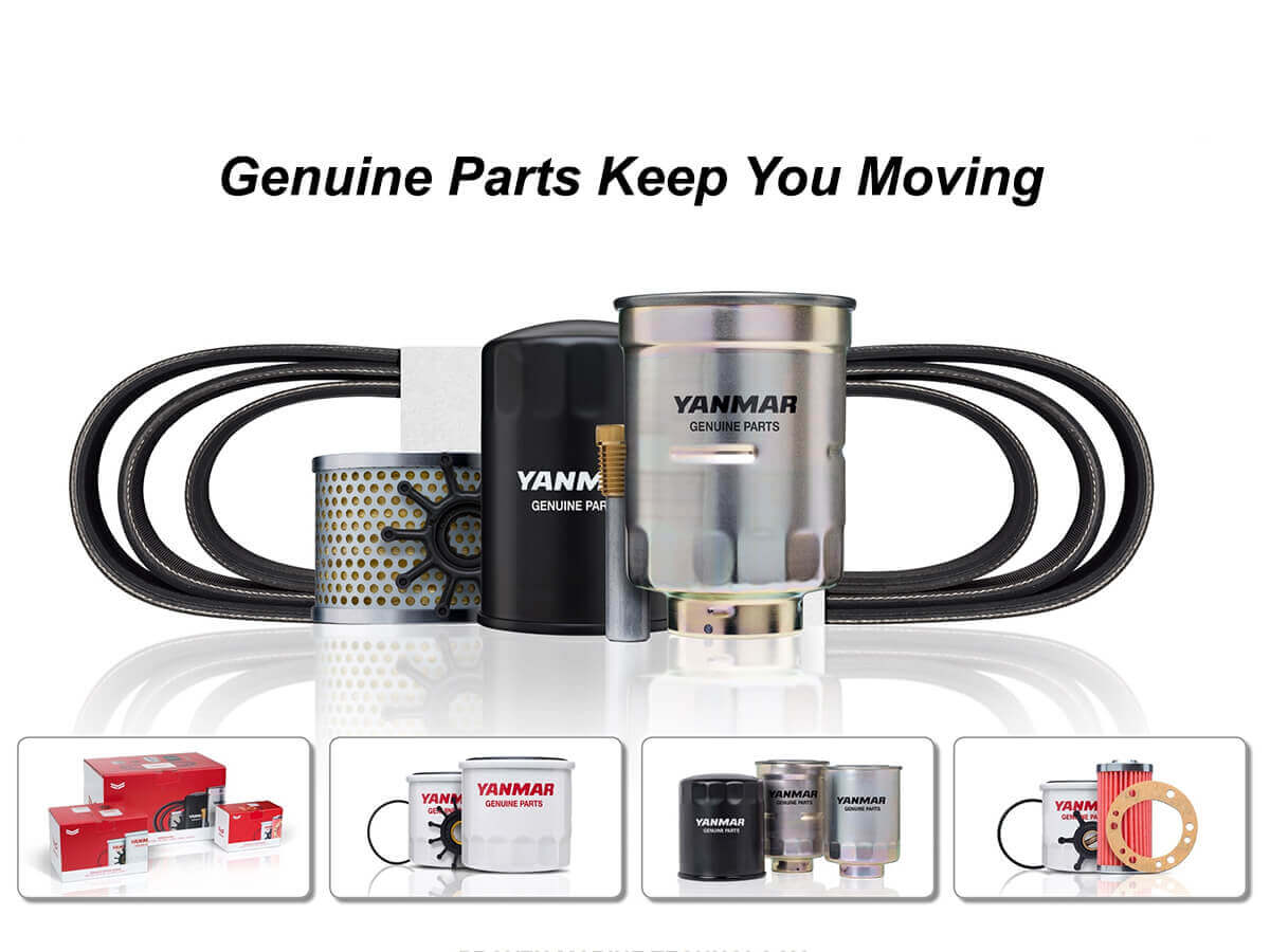 Yanmar Genuine Parts
