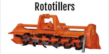 Tractor Rototillers