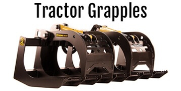 Tractor Grapples